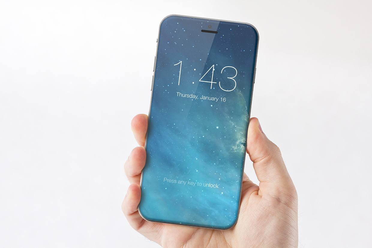 iphone 2017 oled