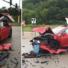 Tesla Model X incidente