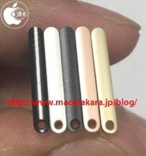 iphone 7 nero lucido