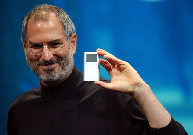 Steve Jobs e iPod