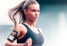 In prova Lace Wireless Sports Earbuds, la corsa democratica