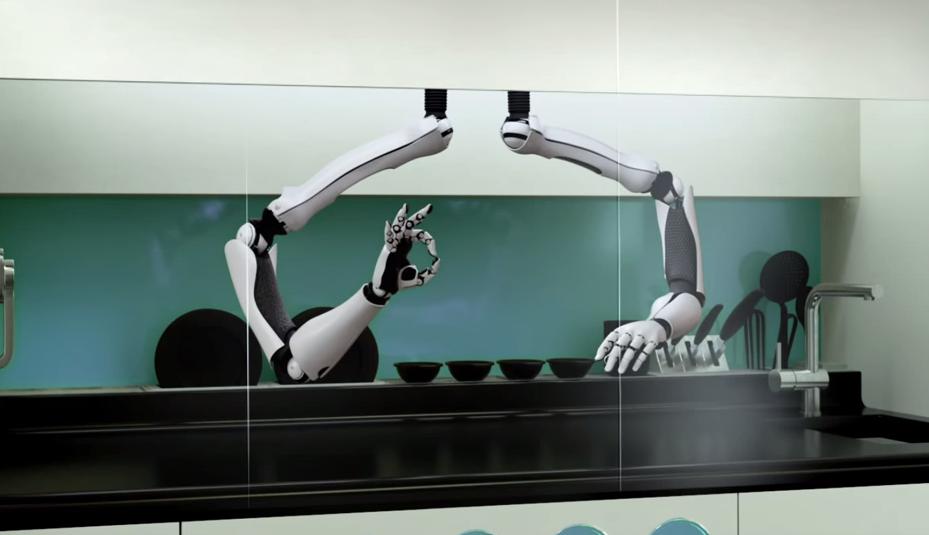 moley robot da cucina