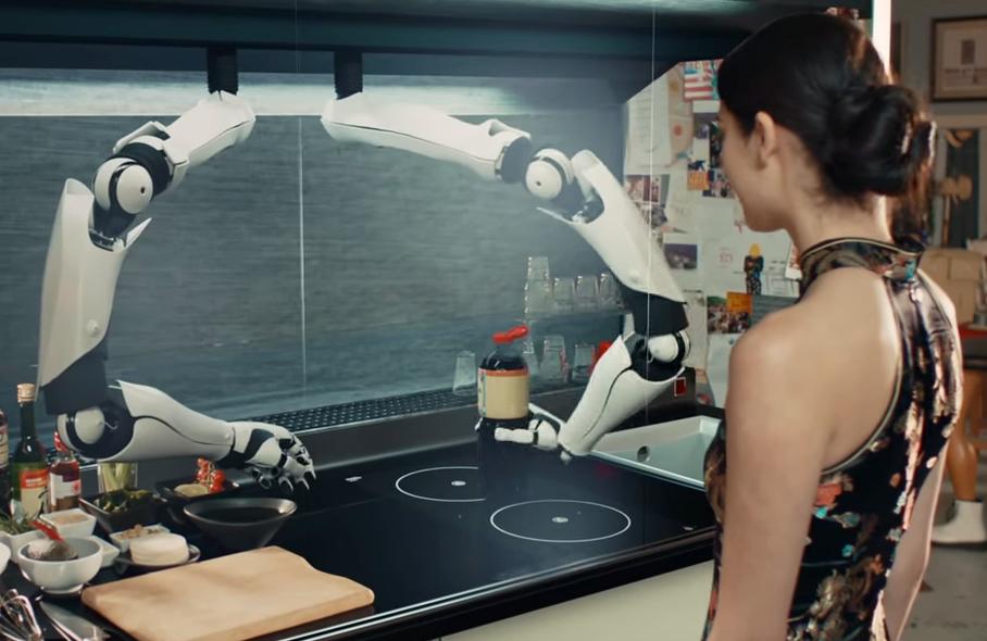 Moley arriver nel 2017 il primo vero robot da cucina - Robot da cucina che cuociono ...