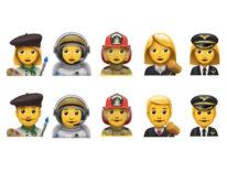 Astronauta, pompiere, pilota… Apple propone 5 nuove emoji