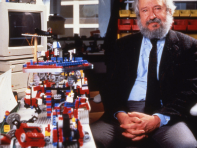 seymour papert LEGO Mindstorms