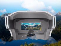 SkyView, occhiali FPV Yuneec per volare sui droni e vedere spettacoli home theater