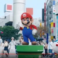 super mario doraemon tokyo 2020