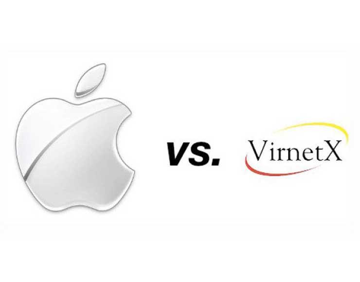Risultati immagini per apple contro virnetx