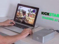 The Wolfe, la scheda grafica esterna che potenzia i Mac per giochi, realtà virtuale e lavoro