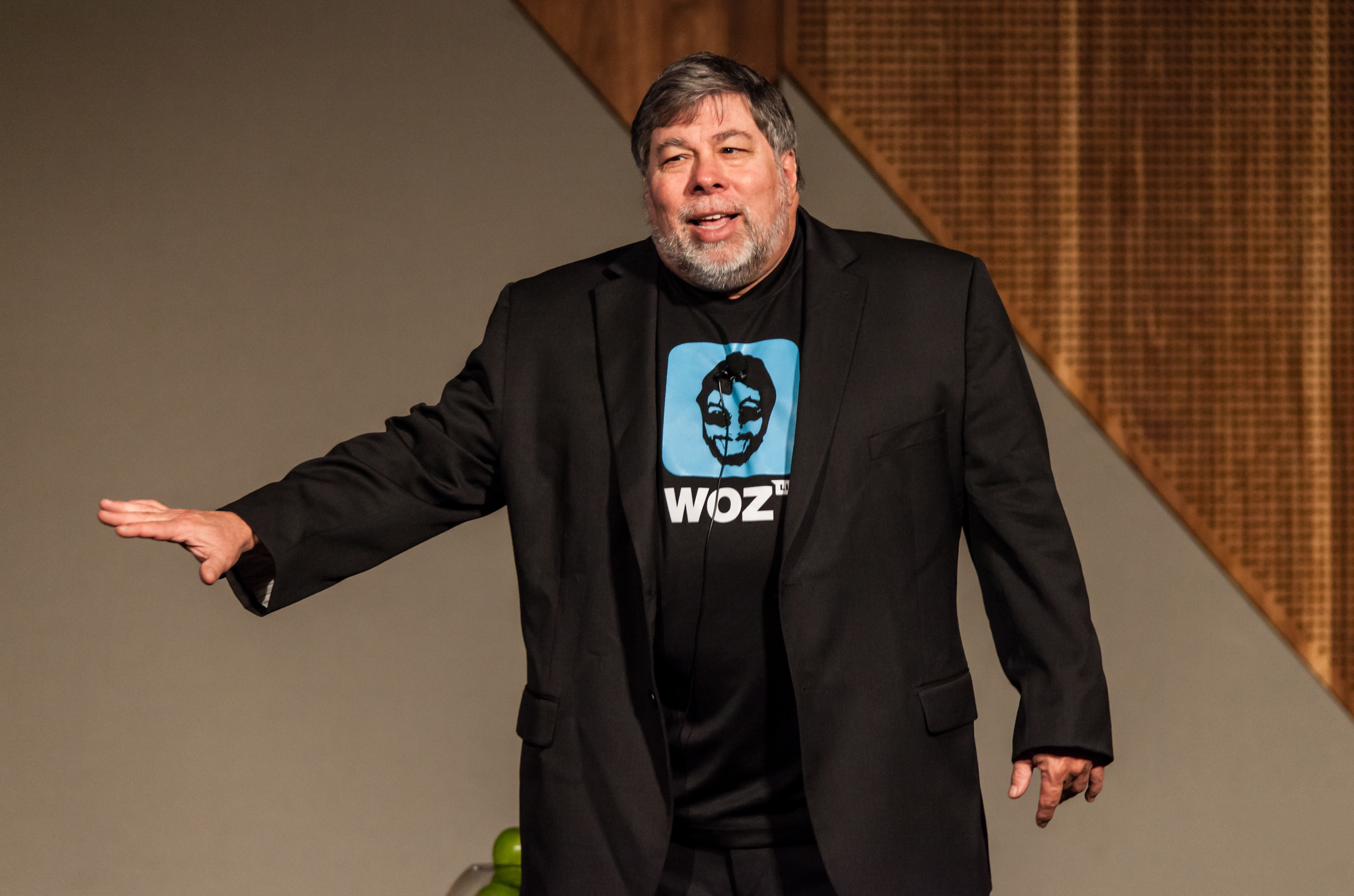 wozniak iphone 7