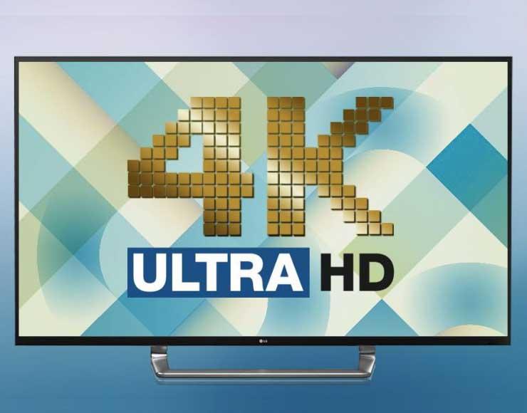 Sorpresa: le vendite delle TV 4K crescono più velocemente delle TV HD