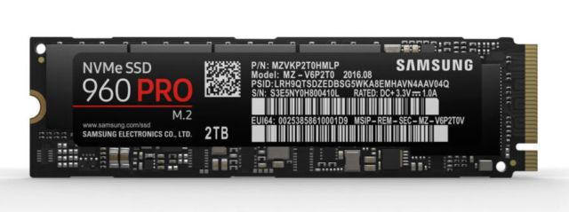 SSD 960 Pro