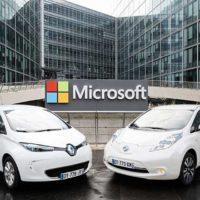 Alleanza Microsoft / Renault-Nissan