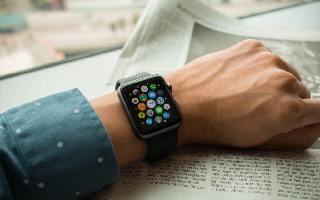 Apple Watch sensore luce ambientale