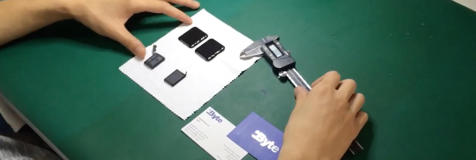Batteria Apple Watch 2