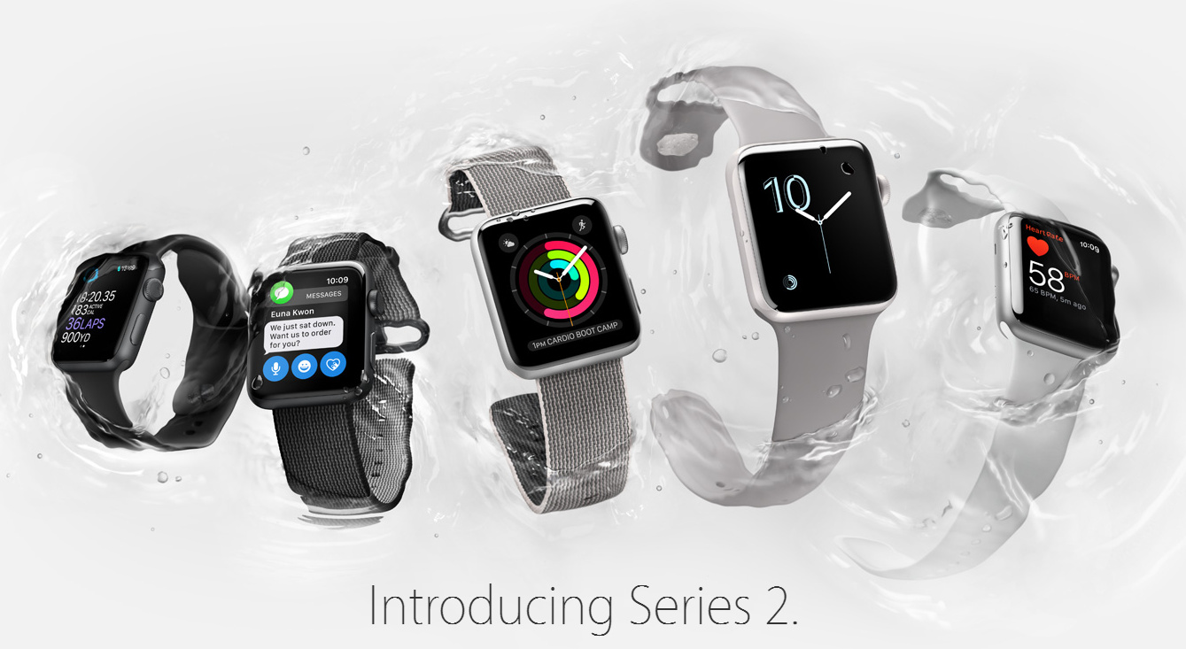 Pre-ordini Apple Watch Series 2