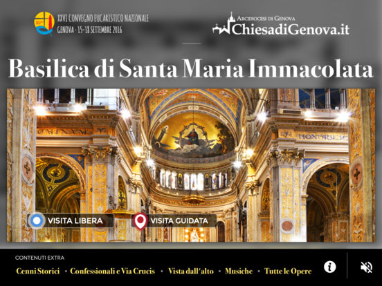 Basilica di Santa Maria Immacolata icona