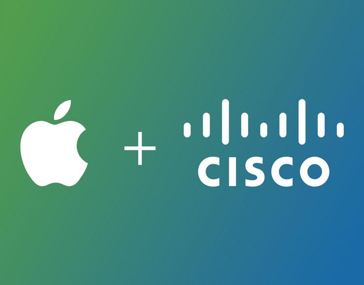 Cisco «iOS 10 offre funzioni che fanno la differenza in azienda e lavoro»
