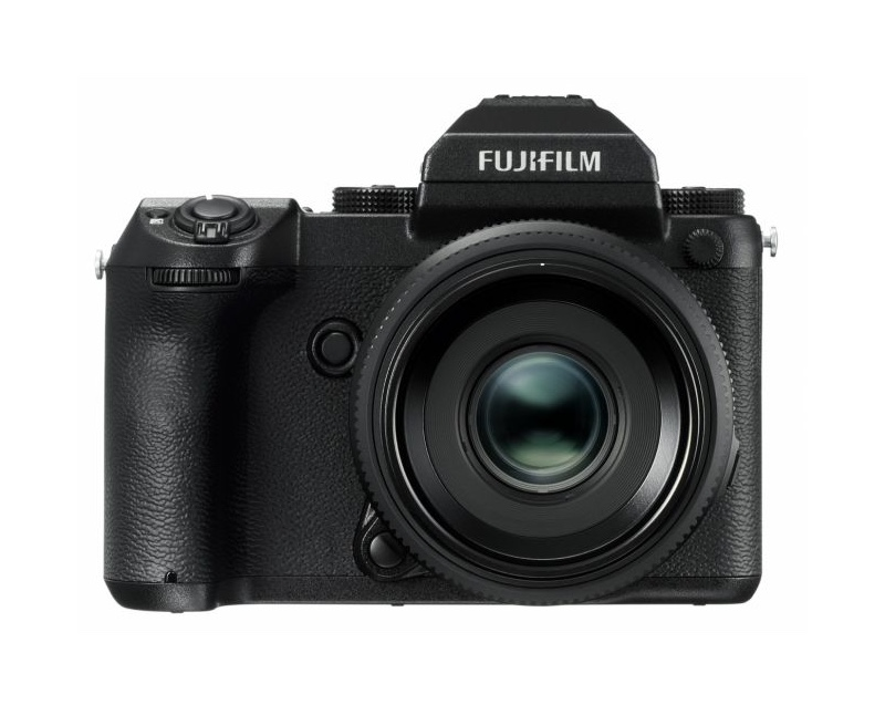 Presentata Fujifilm GFX 50S, la sua prima medio formato digitale da 51,4 MP
