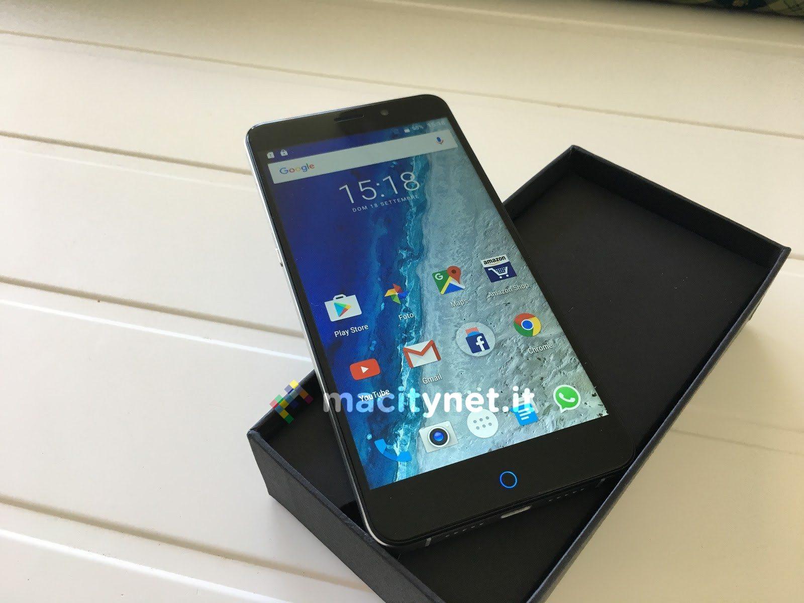 """Recensione UMI Max, phablet Android """"Max"""" in tutto tranne che nel prezzo"""