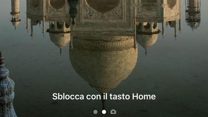Come disabilitare Sblocca con il tasto home in iOS 10