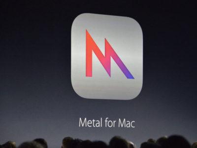 Metal per Mac