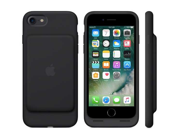 Smart Battery Case per iPhone 7