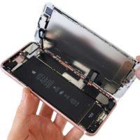 Smontaggio iPhone 7 Plus