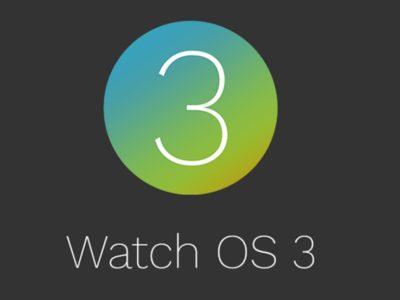 Watchos3