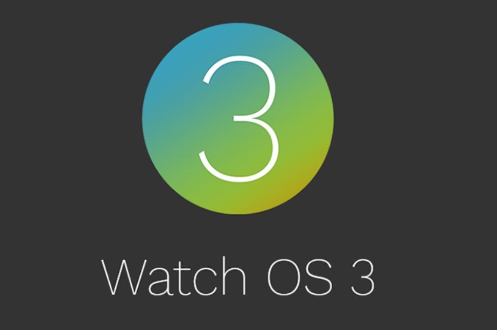 watchOs 3 rilasciato, ecco le principali novità