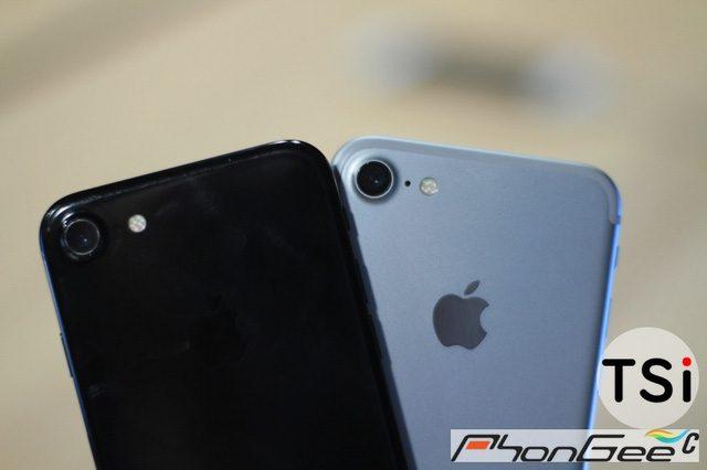 iPhone 7 praticamente svelato, nuova colorazione nera, nuovo Flash LED e vano Sim impermeabile