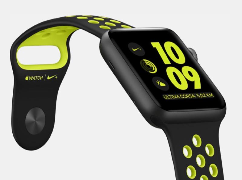 apple watch nike plus 800