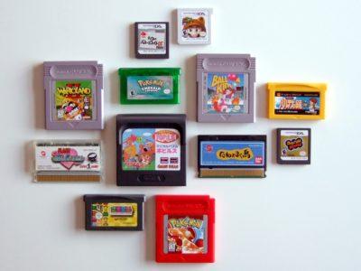 cartucce videgiochi console