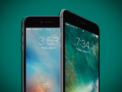 downgrade iOS 10 5