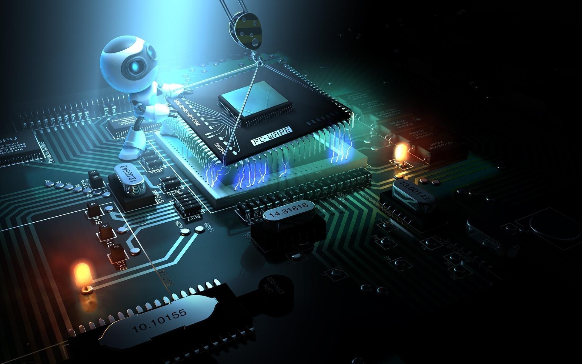 hardware mangia software