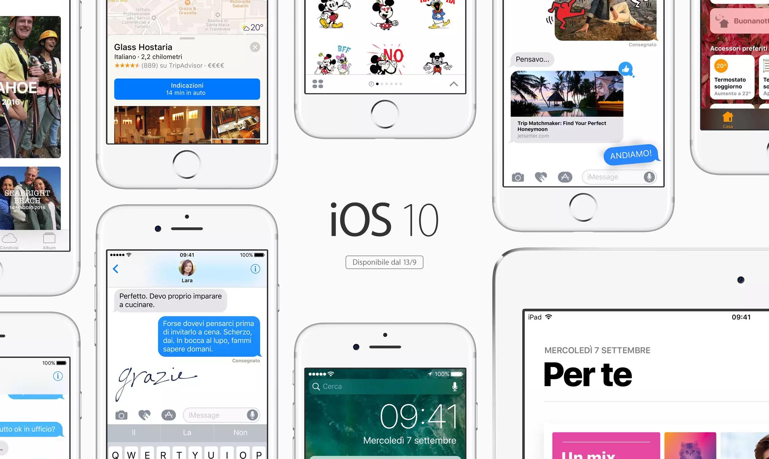 I contatti preferiti iOS 10 sono ancora più veloci: la guida rapida di Macitynet