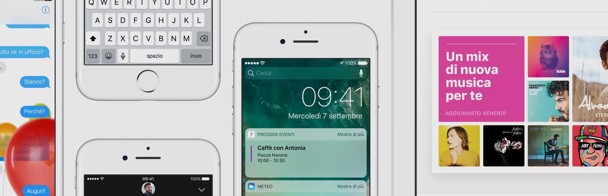iOS 10 rilasciato