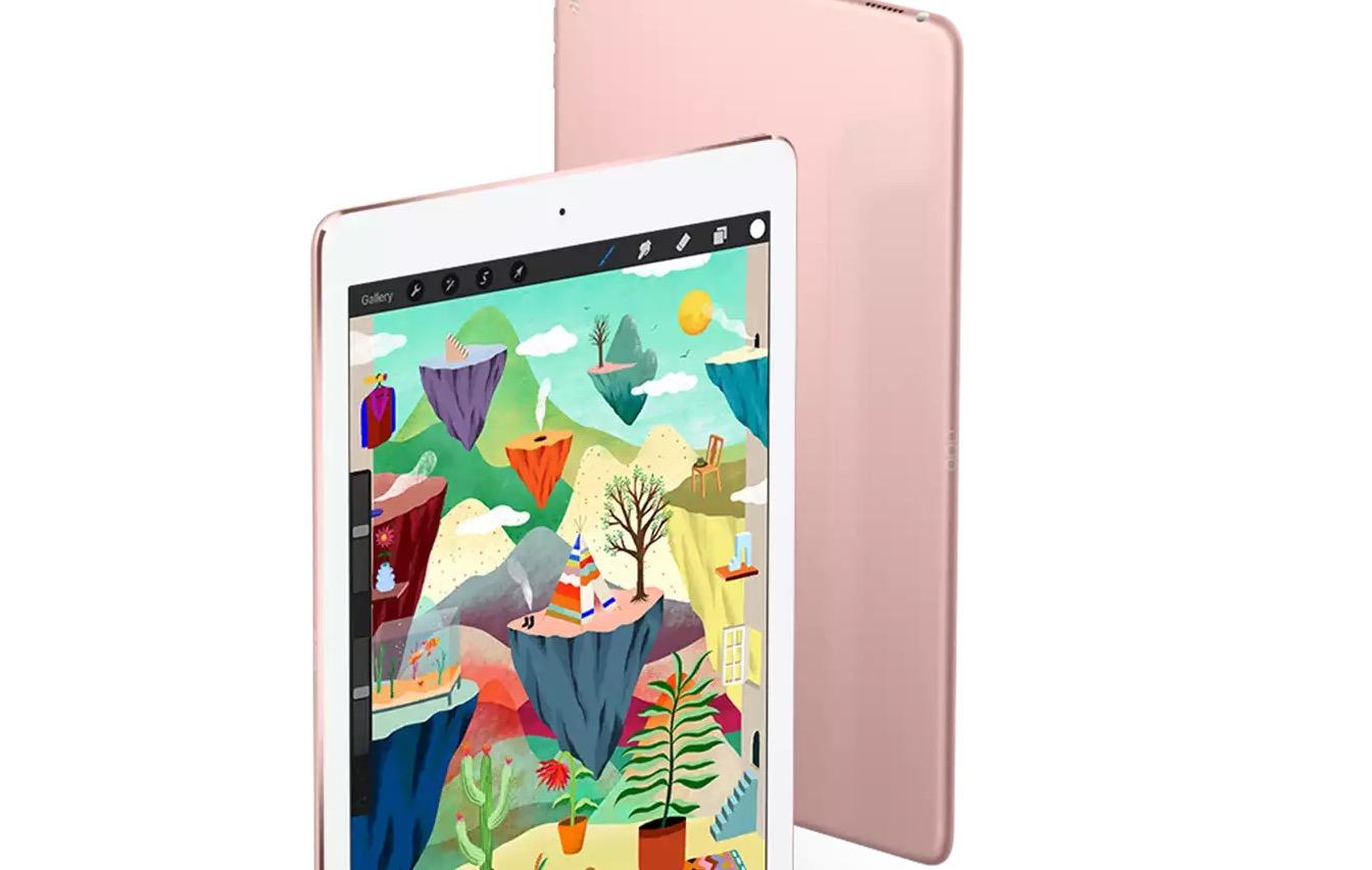 Novità iPad, Apple abbassa il prezzo del Pro e aumenta lo spazio a tutti