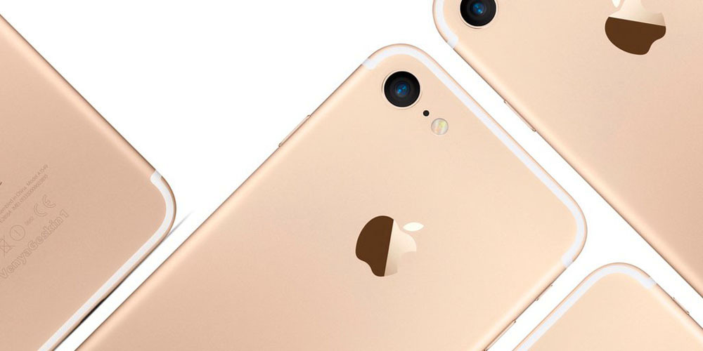 iPhone 7 italiani