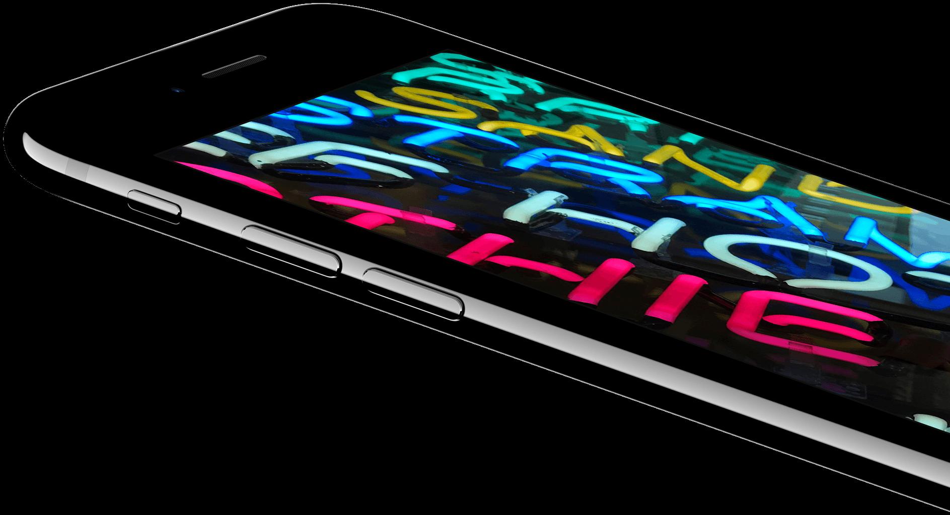 Display iPhone 7 più luminoso