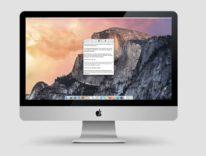 Bug macOS Sierra oscura il monitor se impostato oltre 1080p