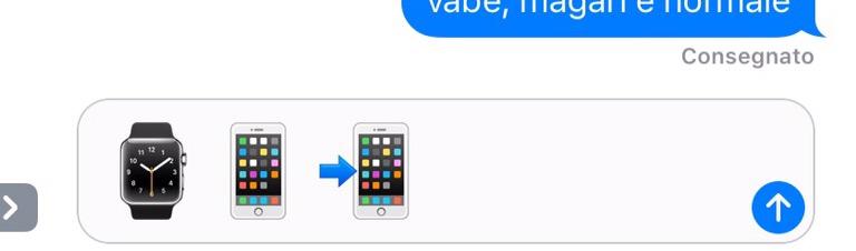 messaggi ios 10