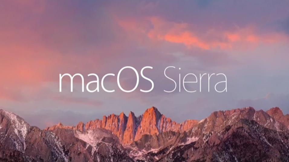 qualsiasi app macos Sierra 1