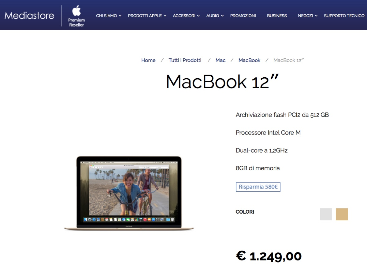 mediastore macbook fine serie 1200