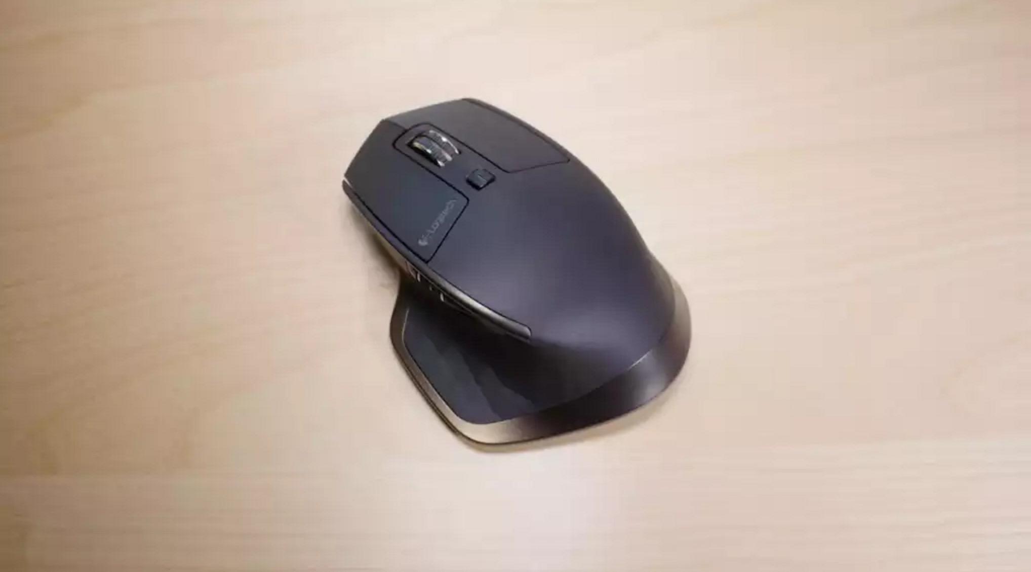 mouse logitech macOS sierra problemi
