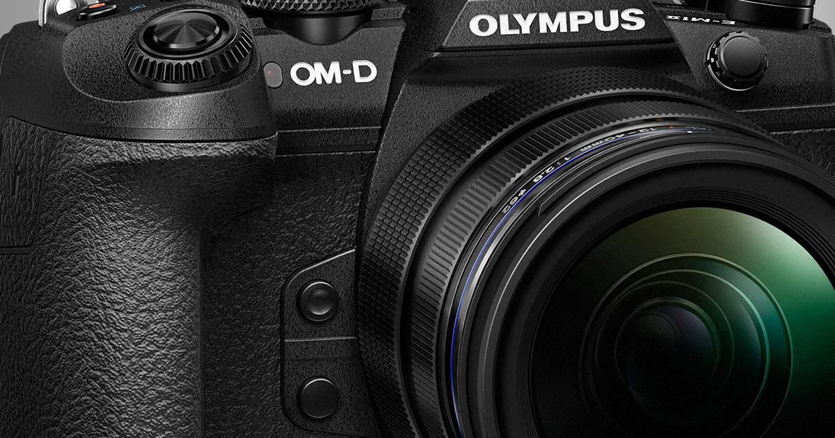 olympus em-1 mark ii