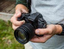 Panasonic Lumix G80, la mirrorless 4K per foto anche sotto la pioggia