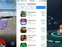 Pokémon GO perde lo scettro di app che fa guadagnare di più
