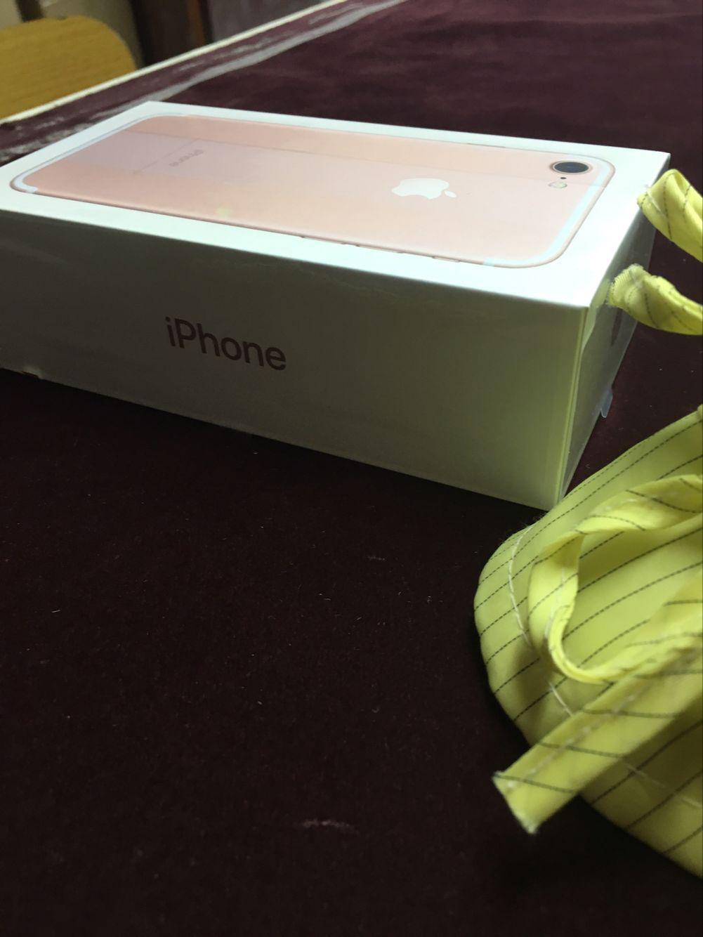 scatola iphone 7