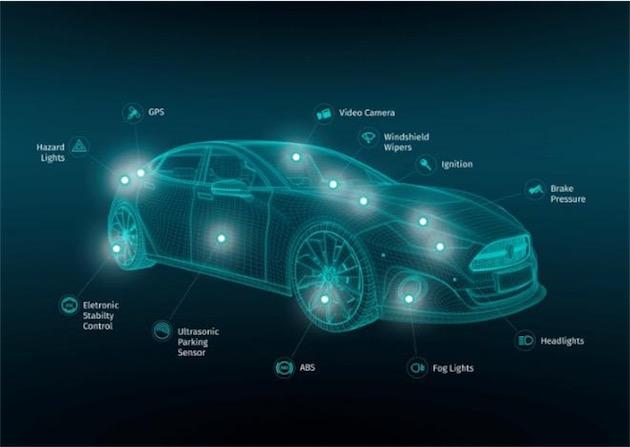 Sensori Auto